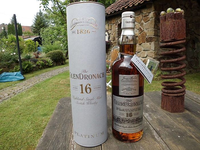 Glendronach Platinum,16 Years in Oloroso Sherry Casks