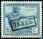 """TAXES"" Tax stamps of the issue of 1923-Type ""Bilge"""