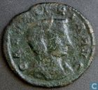 Roman Empire, AE Follis, 305-311 AD, Galeria Valeria wife of Galerius, Serdica, 308 AD