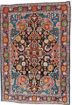 Persian Sarough - 20th century.