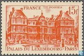Postage Stamps - France [FRA] - Luxembourg Palace