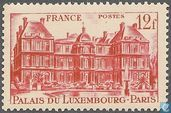 Timbres-poste - France [FRA] - Palais du Luxembourg