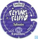 Caps and pogs - 06) Flying Flippo (Ned.) - Sylvester