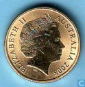"Australië 1 dollar 2008 ""Rock Wallaby"""