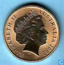 "Australien 1 Dollar 2007 ""Biscuit Star"""