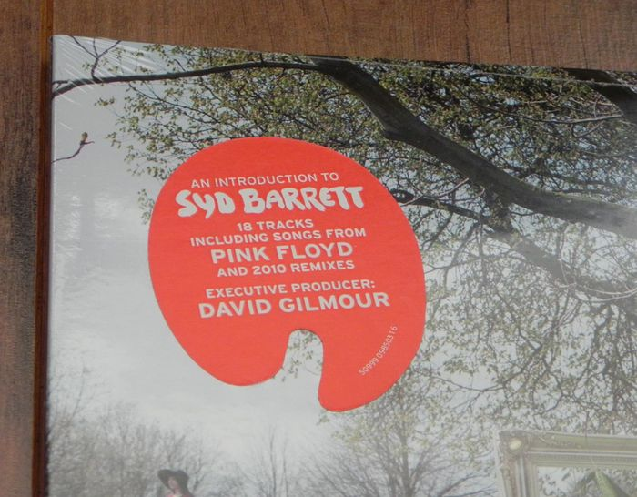 Syd Barrett An Introduction To Syd Barrett 2lp Limited