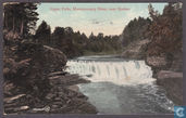 Upper Falls, Montmorency River, near Quebec