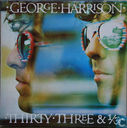 Vinyl records and CDs - Harrison, George - Thirty Three & 1/33