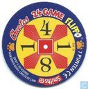 Caps and pogs - 07) 24 Game Flippo (Ned.) - Winning Chester