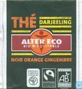 Thé darjeeling Noir Orange Gingembre