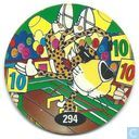 Caps and pogs - 07) 24 Game Flippo (Ned.) - Turnende Chester