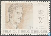 Postage Stamps - Belgium [BEL] - Prince Philippe Fund