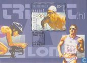 Postage Stamps - Belgium [BEL] - Olympic Games