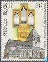 Schumacher Organ and St Pierre Church in Bastogne