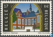 Postage Stamps - Belgium [BEL] - Béguinages