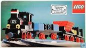 Lego 171 Steam Train