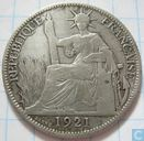 French Indochina 20 centimes 1921