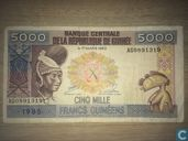 Guinee 5000 Sylis 1985