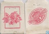 Tea bags and Tea labels - Holland & Barrett - Black Forest Strawberry