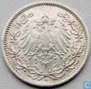 Coins - Germany - German Empire ½ mark 1915 (A)