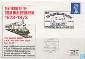 GB Centenary of the Great Marlow Railway 1873-1973