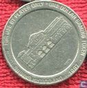 USA  1 dollar Gold Coast gaming token (Las Vegas, NV)  1987