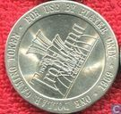 USA  1 dollar Hotel Tropicana gaming token (Las Vegas, NV)  1969