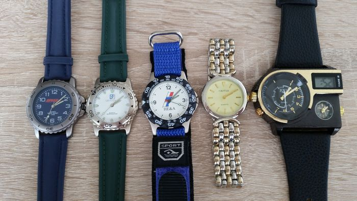 rose en blue speed gold watches otumm