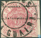 Coat of Arms, overprint (big)