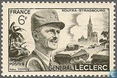 Postage Stamps - France [FRA] - General Philippe Leclerc