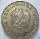 Coins - Germany - German Empire 5 reichsmark 1936 (A - without swastika)