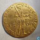 Holland 1 ducat 1800