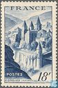 Postage Stamps - France [FRA] - Abbey-Church of Saint-Foy in Conques