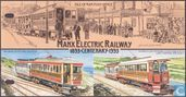 100 years electric trams (MAN 127)
