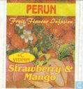 Tea bags and Tea labels - Perun - Strawberry & Mango