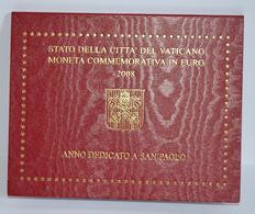 "Vatican - 2 Euro 2008 ""Year of Saint Paul the Apostle"""