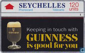 Keeping in touch with Guinness