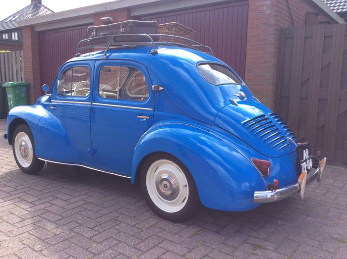 renault 4cv bleue 1960 catawiki. Black Bedroom Furniture Sets. Home Design Ideas