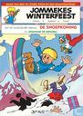 Comic Books - Biep & Zwiep - Jommekes winterfeest