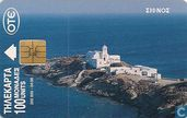 The island of Sifnos