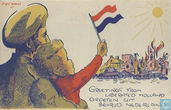 Greetings from liberated Holland Groeten uit bevrijd Nederland