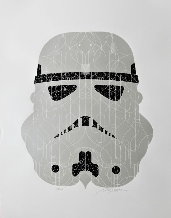 Seel - Star Wars Storm Trooper