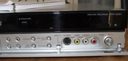 PIONEER DVR-555H-S RECORDER DRIVERS WINDOWS XP