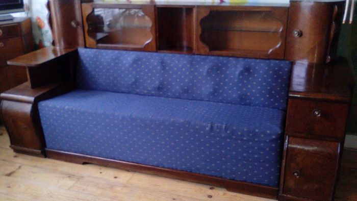Unike Art deco couch, Cosy Corner - Catawiki RD-97