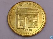 France - Arc de Triomphe - Paris