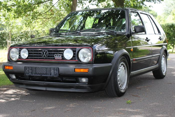 volkswagen golf gti 16v 1989 catawiki. Black Bedroom Furniture Sets. Home Design Ideas