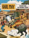 Bandes dessinées - Winnetou en Old Shatterhand - Chantage in Crown Point