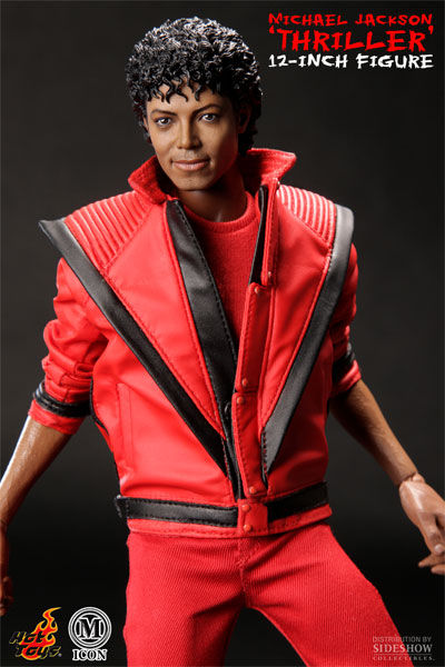 michael jackson thriller hot toys 16 scale 2009
