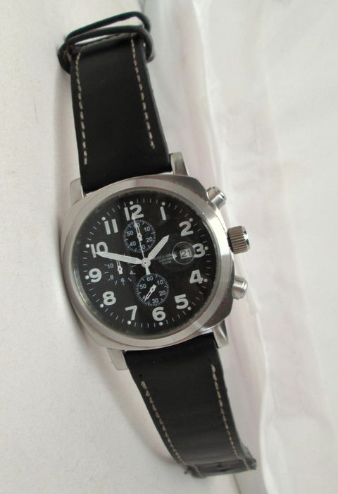 Patrick Arnaud Massif XL Chronograph montre homme Catawiki