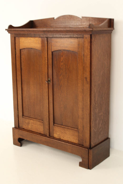 art nouveau cabinet catawiki. Black Bedroom Furniture Sets. Home Design Ideas